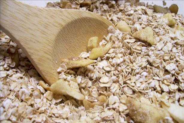 Spiced Microwave Oatmeal Mix (Oamc)