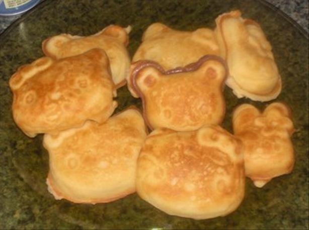 Great-Grandmother's Pancake/Waffle Batter