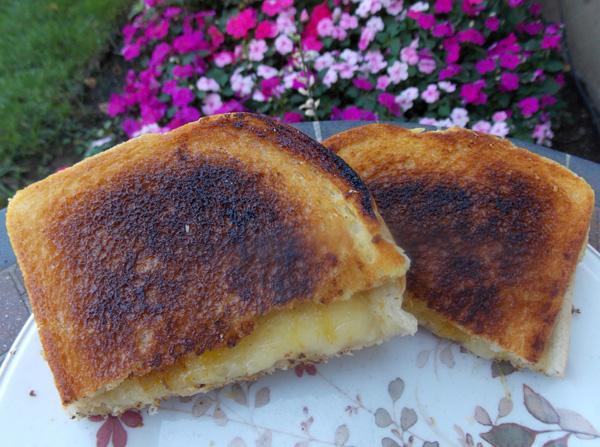 Blarney Grilled Cheese & Chutney Sandwich