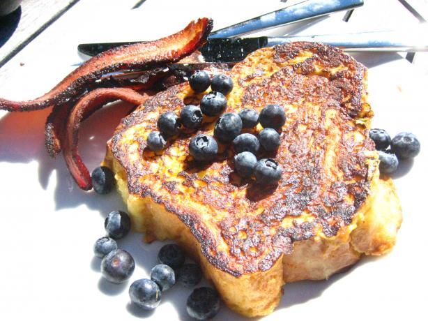 Barefoot Contessa's Challah French Toast