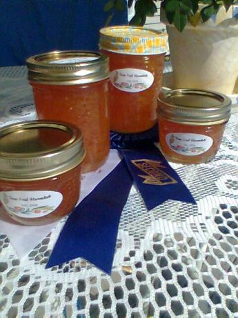 Norman's Golden Three-Fruit Marmalade
