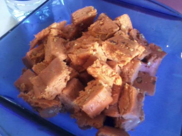 Homemade Butterfinger Candy Bars