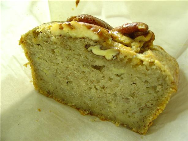 Simple Pecan Pound Cake