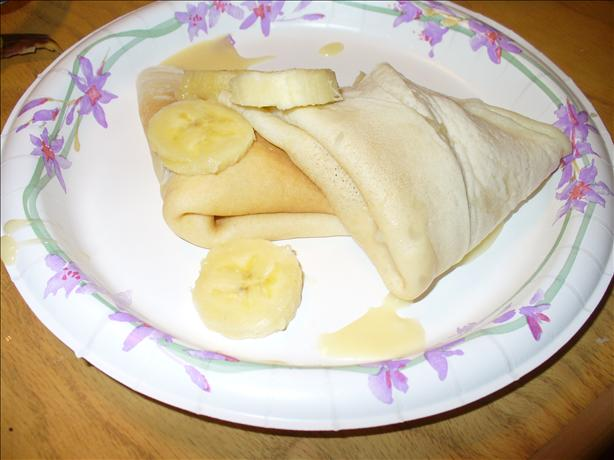 Lighter Crepes