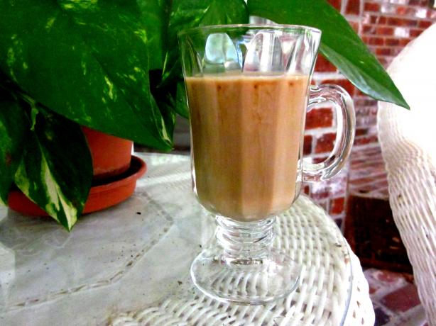 Chocolatey Irish Coffee