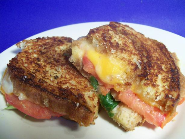 Art's Funky Grilled Cheese