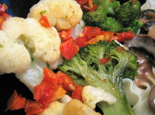 Quick Mixed Vegetable Medley