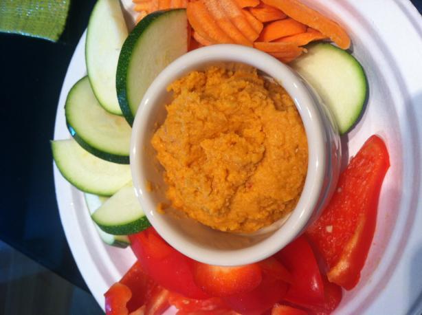 Hummus (Sun-Dried Tomatoes)