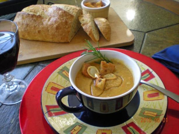 Pureed Chickpea Soup - Passato Di Ceci
