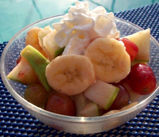 Banana Split Fruit Salad