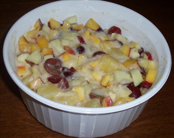 Banana Fruit Salad
