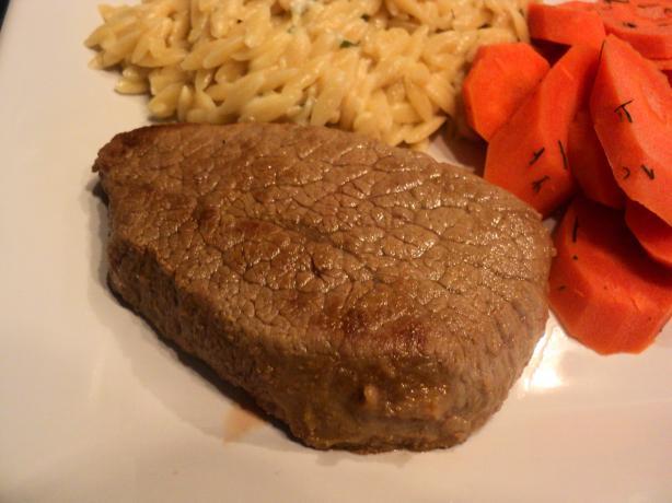 Sear-Roasting Steak Marinade (Cliff House Copycat)