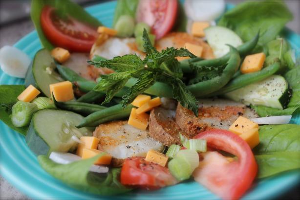 English Garden Salad