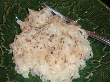 Creamy Sauerkraut