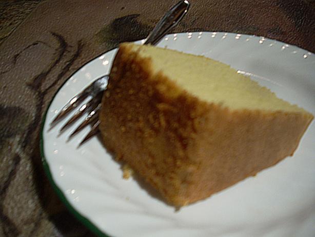 Chef Joey's Dairy Free Pound Cake