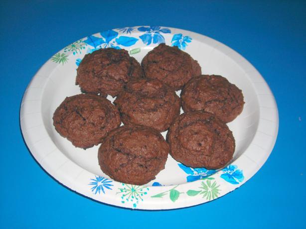 Cocoa Drop Cookies