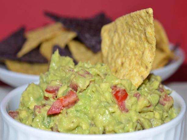 Guacamole: a Basic Recipe