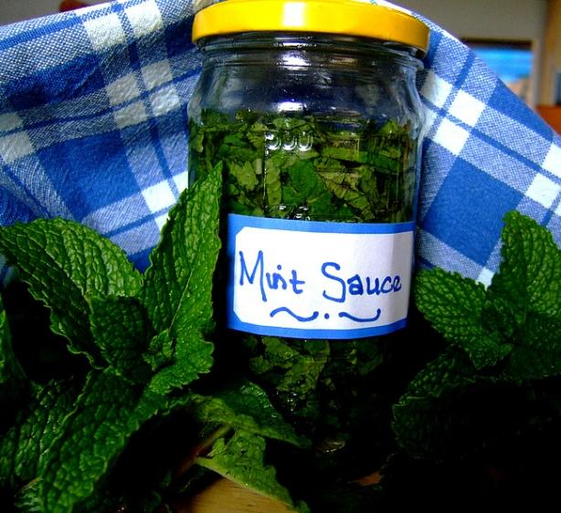 Mint Sauce, Cape Style