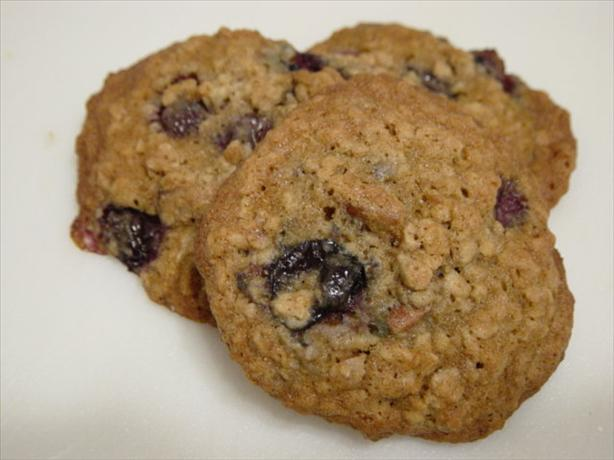 Country Cookies (Oatmeal-Blueberry)