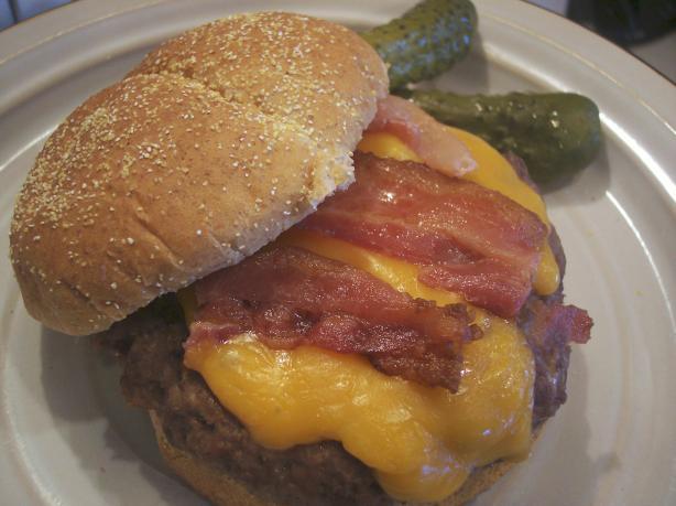 Bacon Lovers Burger