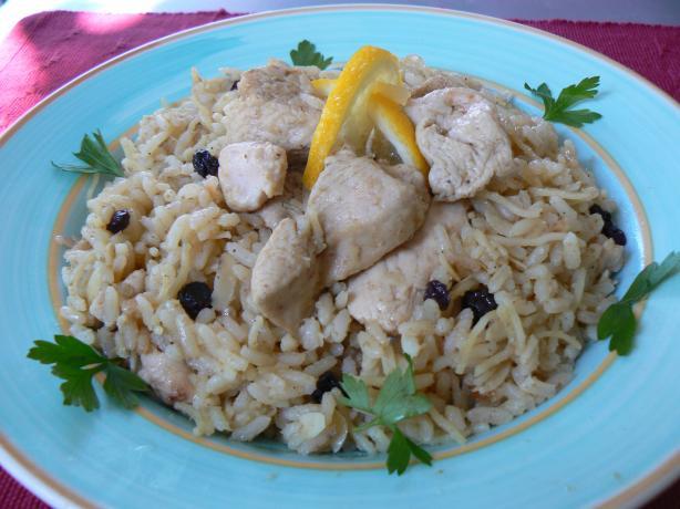 Egyptian Chicken