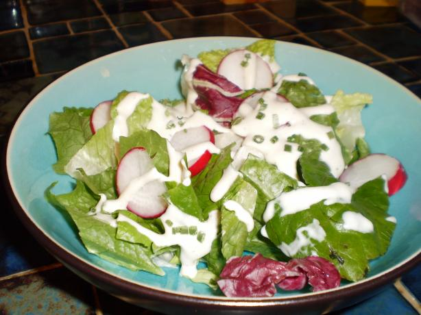 The Realtor's Emerald Isle Creamy Horseradish Salad Dressing