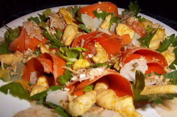 Chicken of the Cccccccccccs Salad