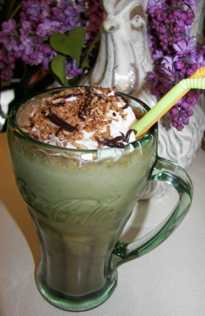 Starbucks' Mocha Coconut Frappuccino