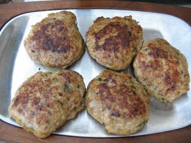 Ground Chicken Kofta Kebabs