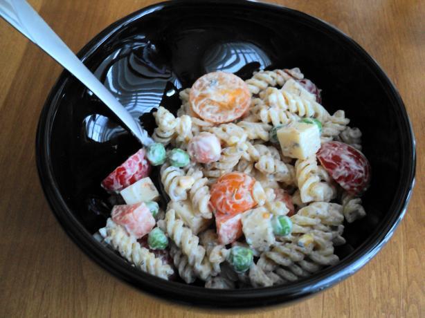 Comforting Pasta Salad (Gluten-Free)