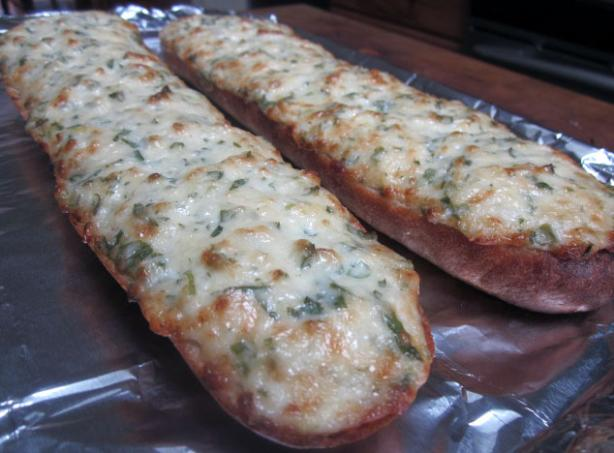 The Fish Market Cheezy Garlic Bread