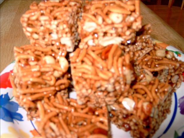 La Choy Honey Nut Crunch Bars