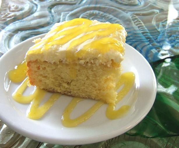 Hawaiian Pineapple Poke Cake