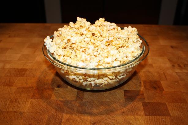Spicy & Sweet Popcorn
