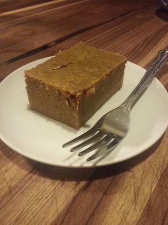 Bisquick Impossible Pumpkin Pie