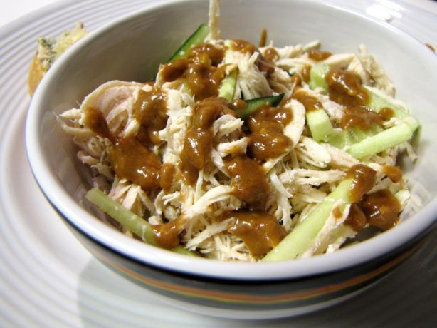 Bang Bang Chicken (Szechuan)
