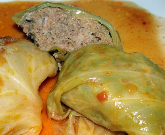 Crock Pot Swedish Cabbage Rolls (The Best!!!!!!)