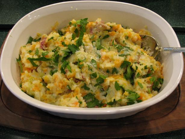 Colleen's Colcannon Potatoes