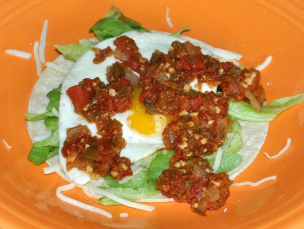 Johnny Jalapeno's Ranchero Breakfast Wrap
