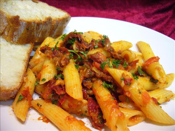 Pasta in Southwestern Sauce