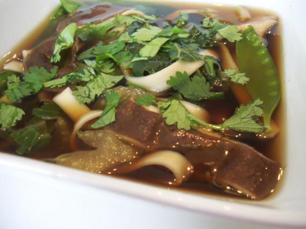 Nigella Lawson Noodle Soup