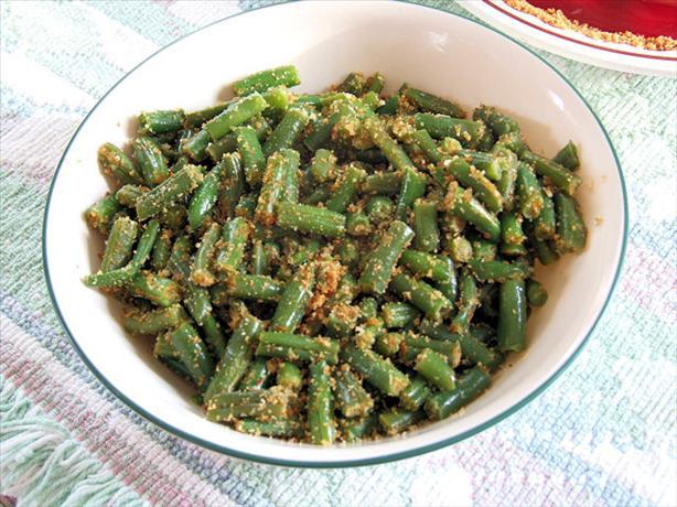 Breaded Italian Green Beans