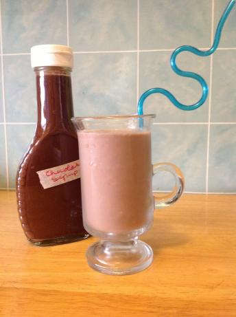 Homemade Hershey's Chocolate Syrup