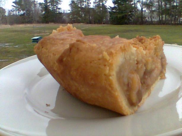Rich Tart Crust