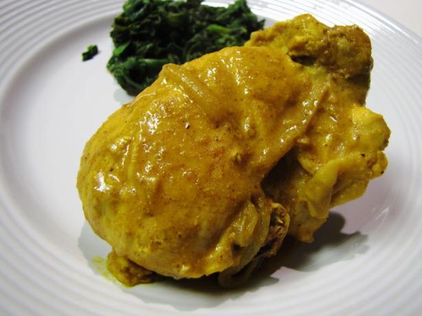 Chicken Ceylon Style (Sri Lanka)