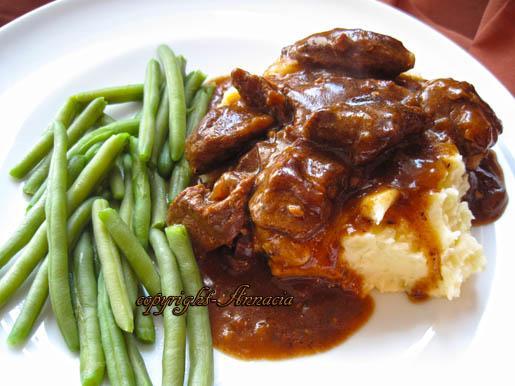 Trincado African Beef Stew - Portugal