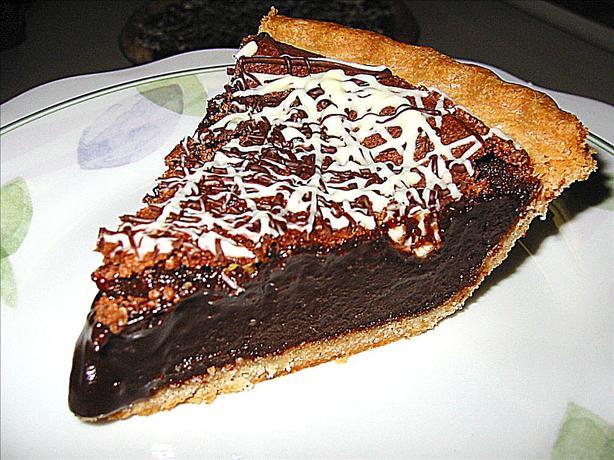 Ernie's Fudge Pie