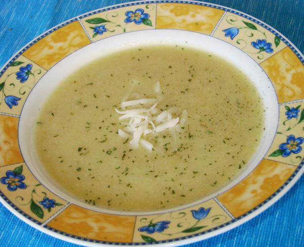 Creme Du Barry (Cauliflower Soup)