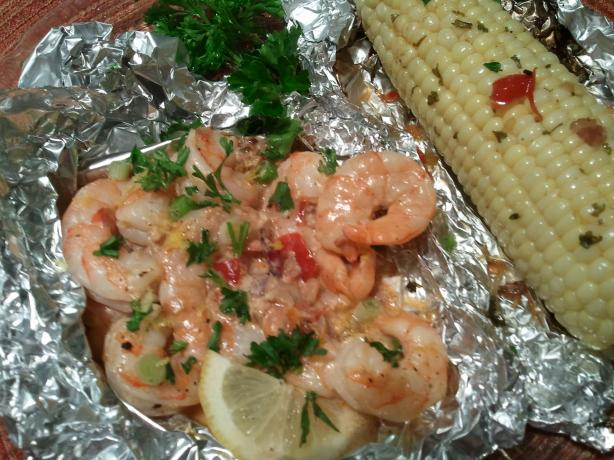 Back Porch Bayou Shrimp & Corn #RSC