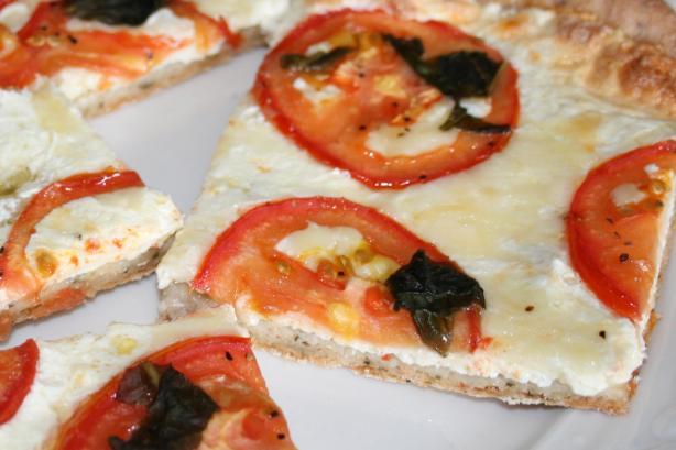 Garlic-Herb Pizza Crust (Gluten Free)